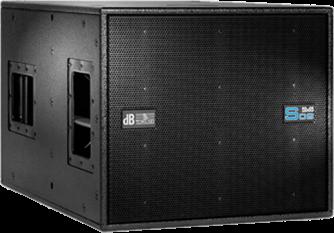 dB Technologies DVA S09