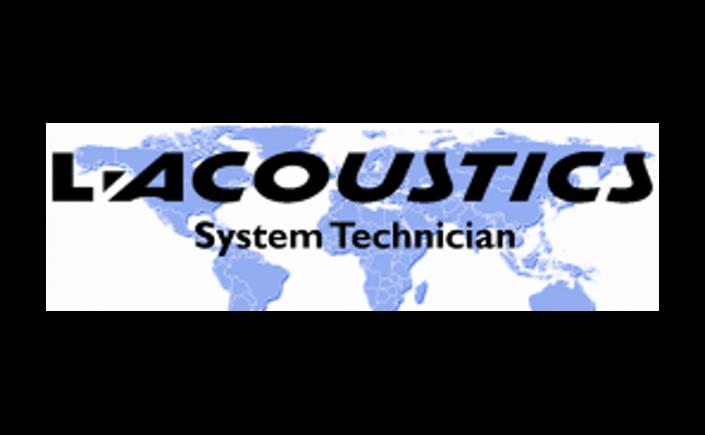 L-Acoustics System Technician