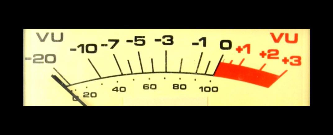 UV-Meter Analog