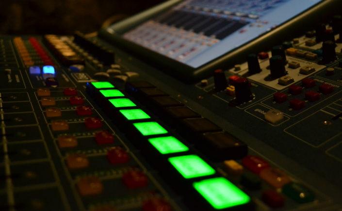 Midas Pro1 Mixing Console